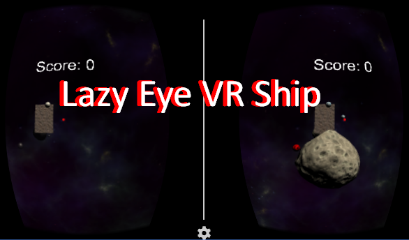 Lazy Eye VR Ship APK for Android Free Download