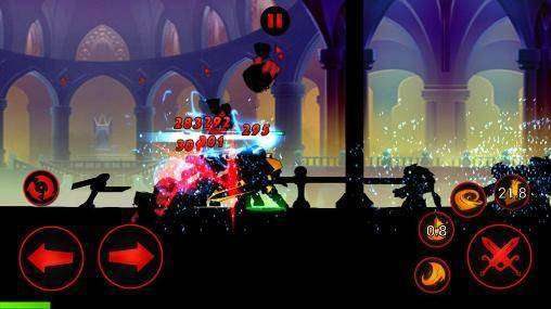 Lega ta 'stickman' Samurai Full APK Android logħba Download Free