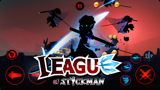 liga de 2017 stickman