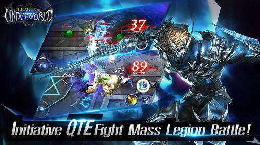 League Of Underworld MOD APK Android Game Free Download