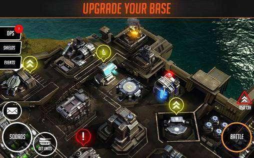 League of War: Mercenaries MOD APK Android Game Free Download
