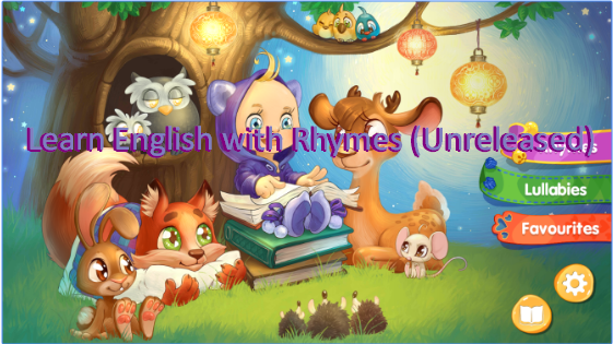 learn english with rhymes unreleased