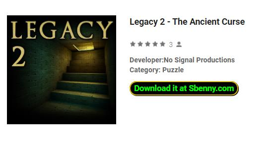 Legacy 2 - The Ancient Curse APK Android Download