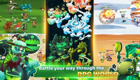 Legende Wächter epischen Helden kämpfen Action RPG APK Android