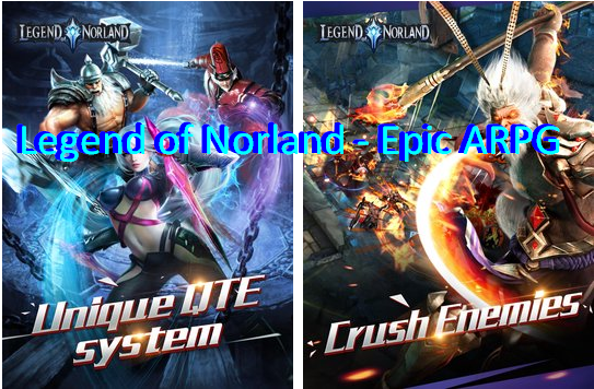 legend of norland epic arpg