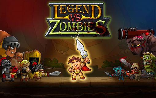 Legende vs Zombies