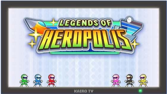 legends of heropolis
