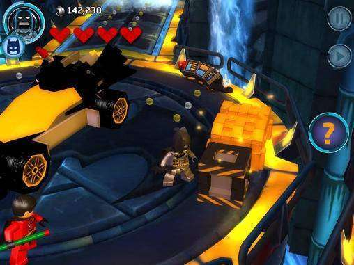 LEGO ® Batman: Beyond Gotham Full APK Android Game Free Download