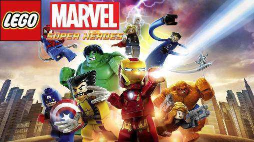 Eroj LEGO® Marvel Super