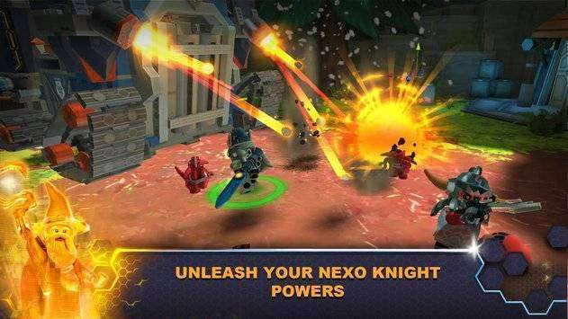 LEGO® NEXO KNIGHTS™:MERLOK 2.0 MOD APK Android Download