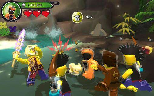 LEGO® Ninjago: Shadow of Ronin Full APK Android Free Download