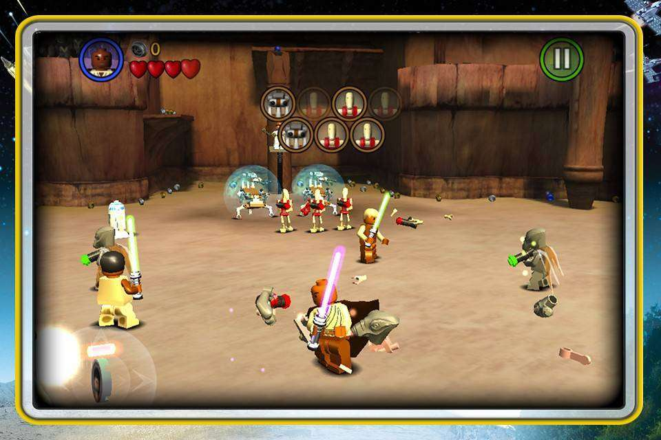 Lego Star Wars, The Complete Saga / Descarga APK + Datos ...