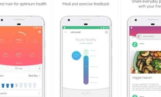 пожизненная диета для здорового образа жизни и планировщик еды APK Android