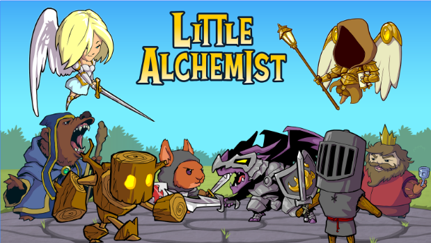 wenig Alchimist