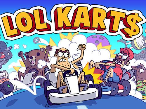 lol karts Mehrspieler-Rennen