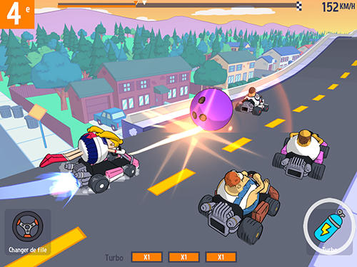 lol Karts Multiplayer Rennen APK Android