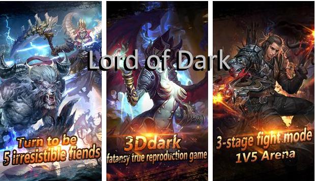seigneur de l'obscurité