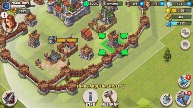Lords & Castles MOD APK Android Game Free Download