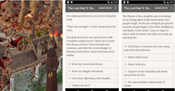 Mitlufa werriet 3 demon war APK Android