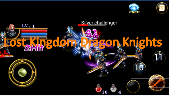 lost kingdom dragon knights