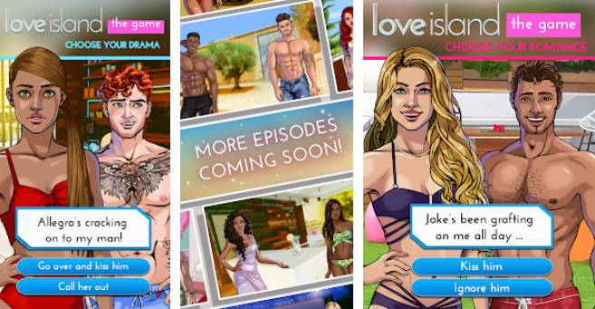 love island the game APK Android