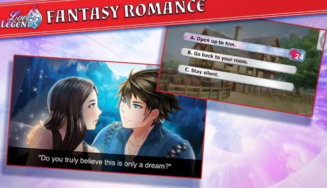 lovestruck Wählen Sie Ihre Romantik APK Android