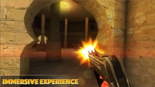 3D Multiplayer Shooter MOD APK Android Free Download