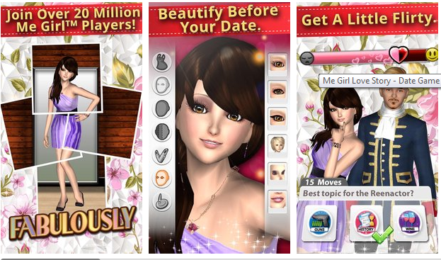 Sim Date & RPG - adult dating games and RPG adult games