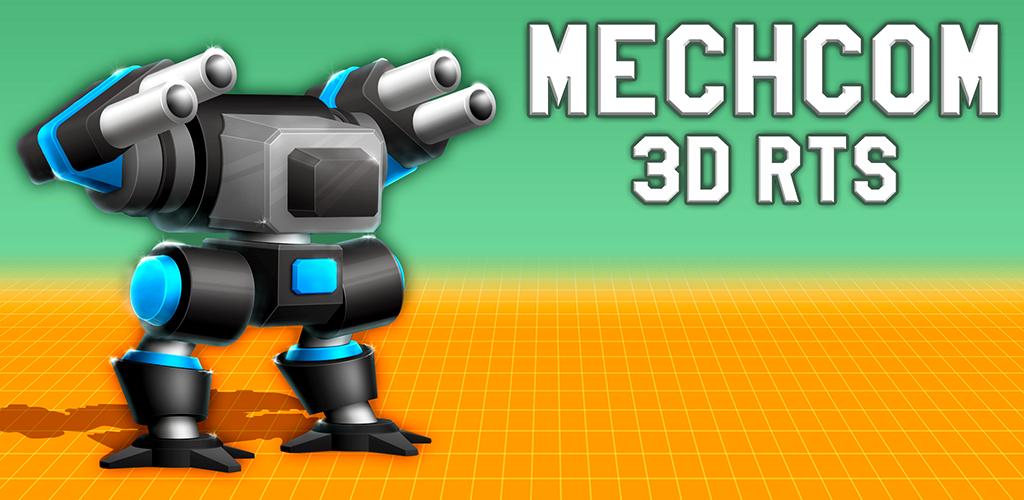 MECHCOM 3D RTS СКАЧАТЬ БЕСПЛАТНО