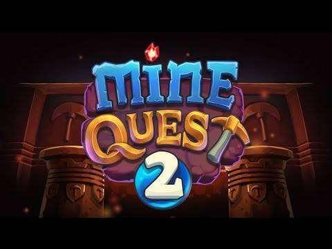 Mina de Quest 2 Minería RPG