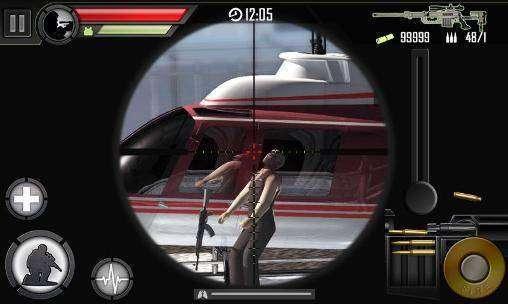 Sniper Moderna