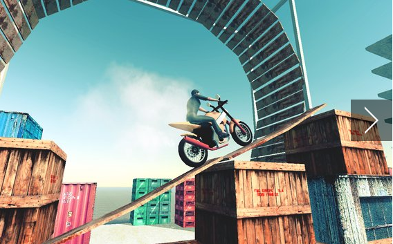 Motocross 3D APK Android