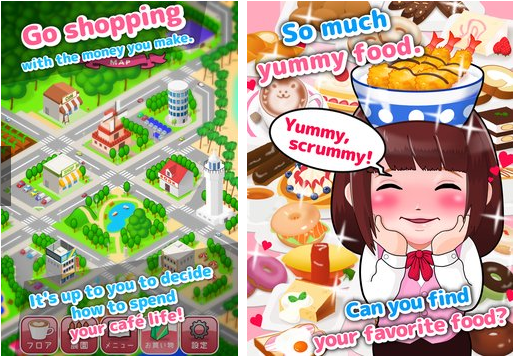 My Cafe Story APK Android