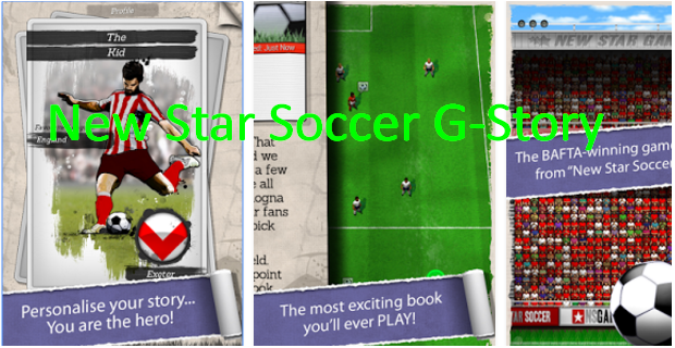 New Star Soccer G Story