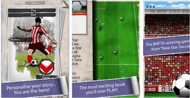 New Star Soccer G Story APK Android