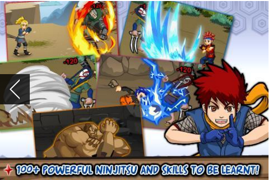 ninja saga hack apk 2018