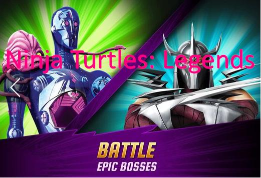 Ninja Turtles Легенды