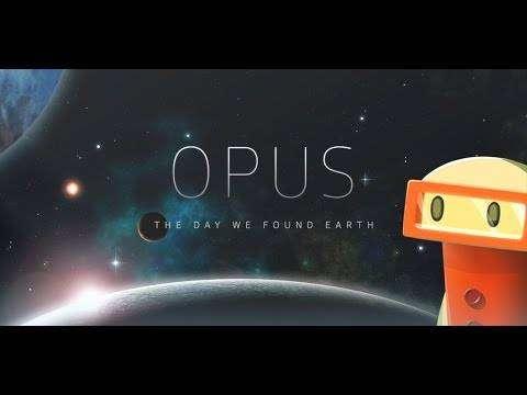 OPUS The Day We Found Erde