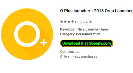 o plus le lanceur 2018 oreo launcherndroid o 8