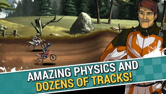 Mad Skills Motocross 2 MOD APK Android Spiel kostenlos heruntergeladen werden