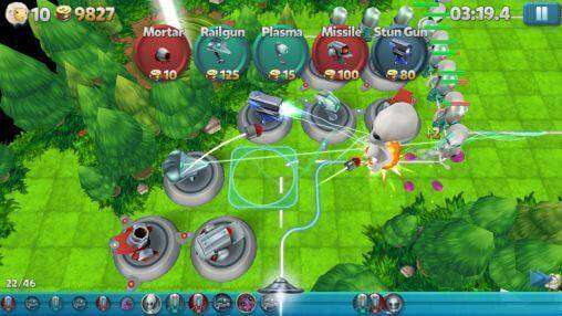 Tower Madness 2: 3D Defense MOD APK Android Free Download