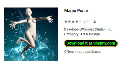 Magic Poser MOD APK Android Download