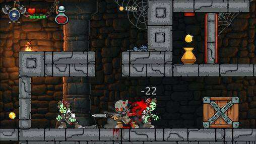 Magic Rampage MOD APK Android Game Free Download