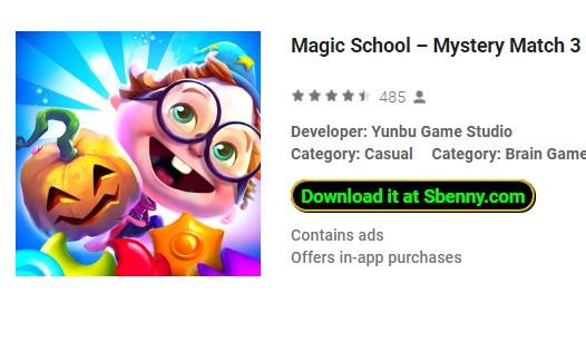 download permainan magic school story mod apk