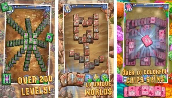 mahjong magic chips APK Android