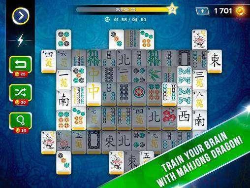 mahjong solitaire dragon APK Android