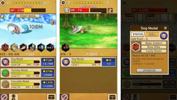 Maid Heroes Hacked MOD APK Android Free Download