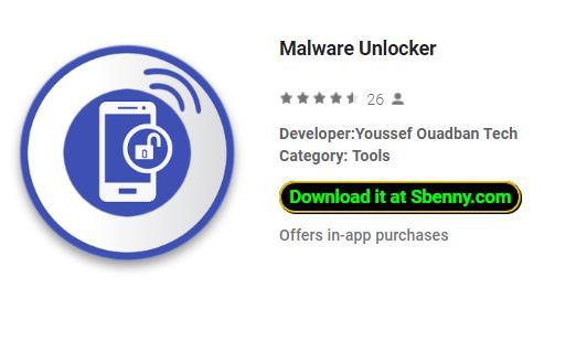 déverrouilleur de malware