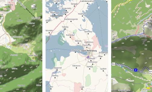 MAPTRK APK Android