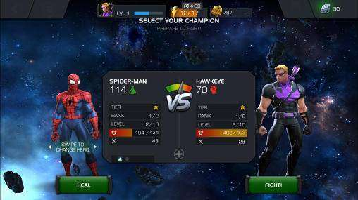 MARVEL Contest of Champions MOD APK Android Free Download